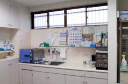 いむた内科 処置室