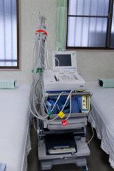 いむた内科 血圧脈波検査装置