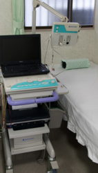 いむた内科 誘発電位検査装置